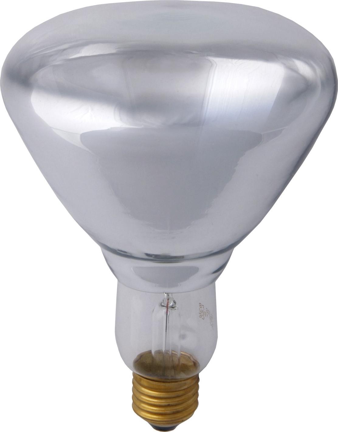 Ir2 Hard Glass Infrared Heat Lamp Helios